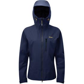 Sherpa Lithang Jacket Women blue